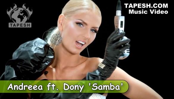 Andreea Banica ft. Dony - Samba