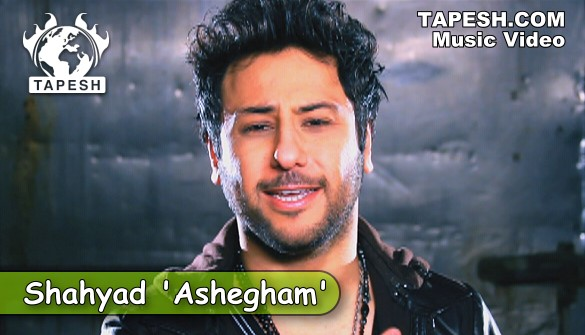 Shahyad - Ashegham - Music Video | Tapesh.Com