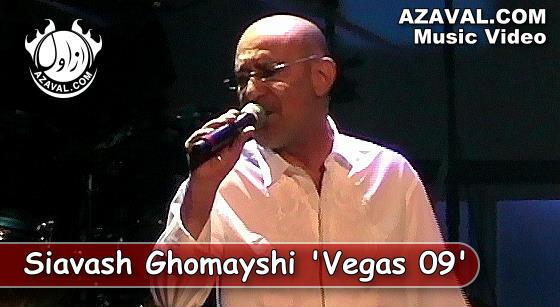 Siavash Ghomayshi Las Vegas 2009