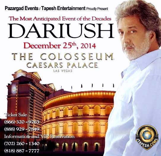 Las Vegas 2014 Persian Events - Event   Tapesh Com